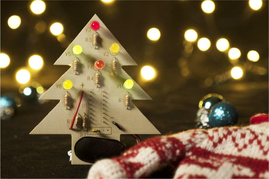 Christmas Dancing Light Ornament Workshop (Fully Redeemed)