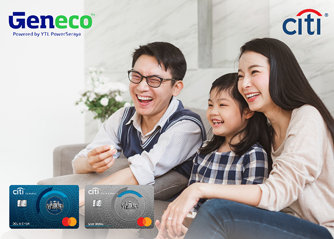 Geneco X CitiBank Recurring Promotion