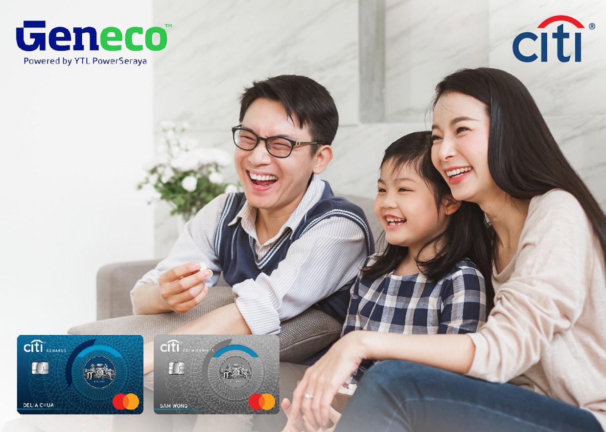 Geneco X CitiBank Promotion