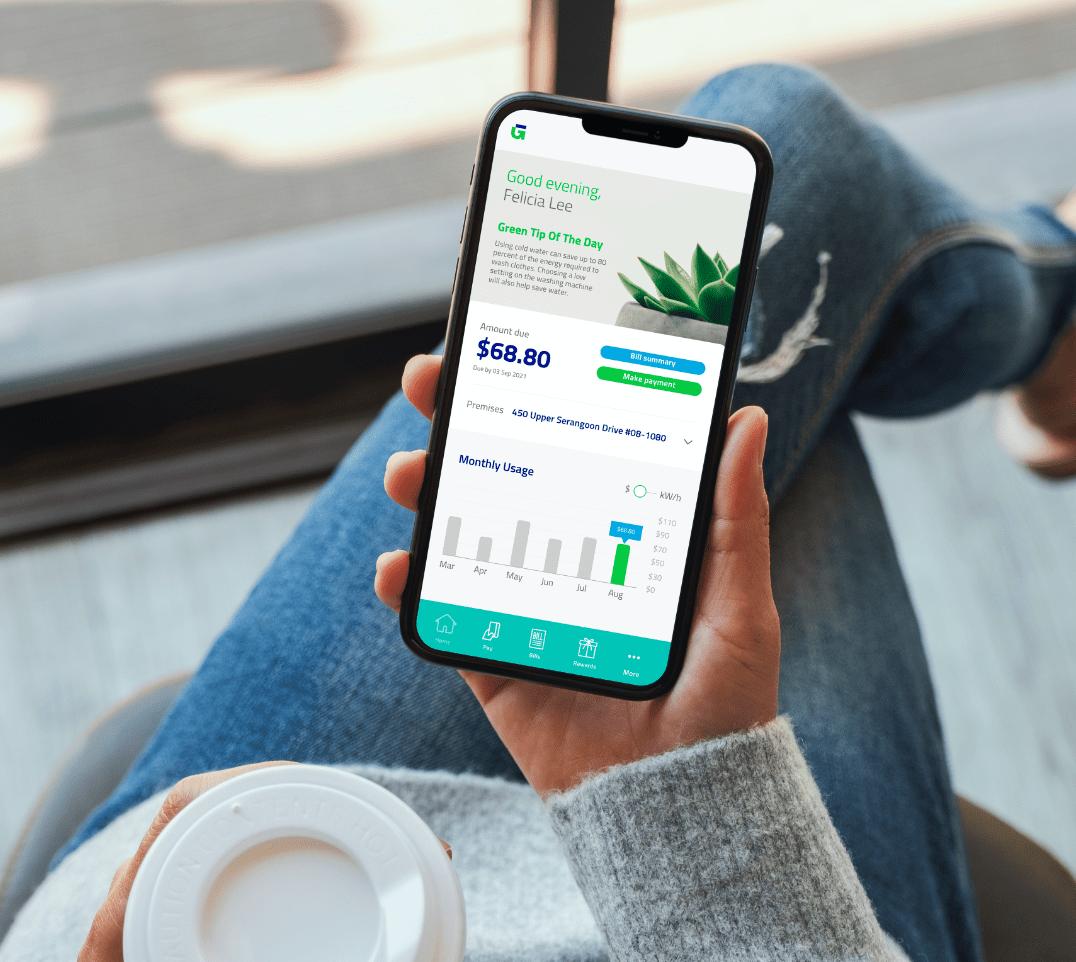 Geneco mobile app